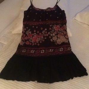 Free People Boho Slip Dress